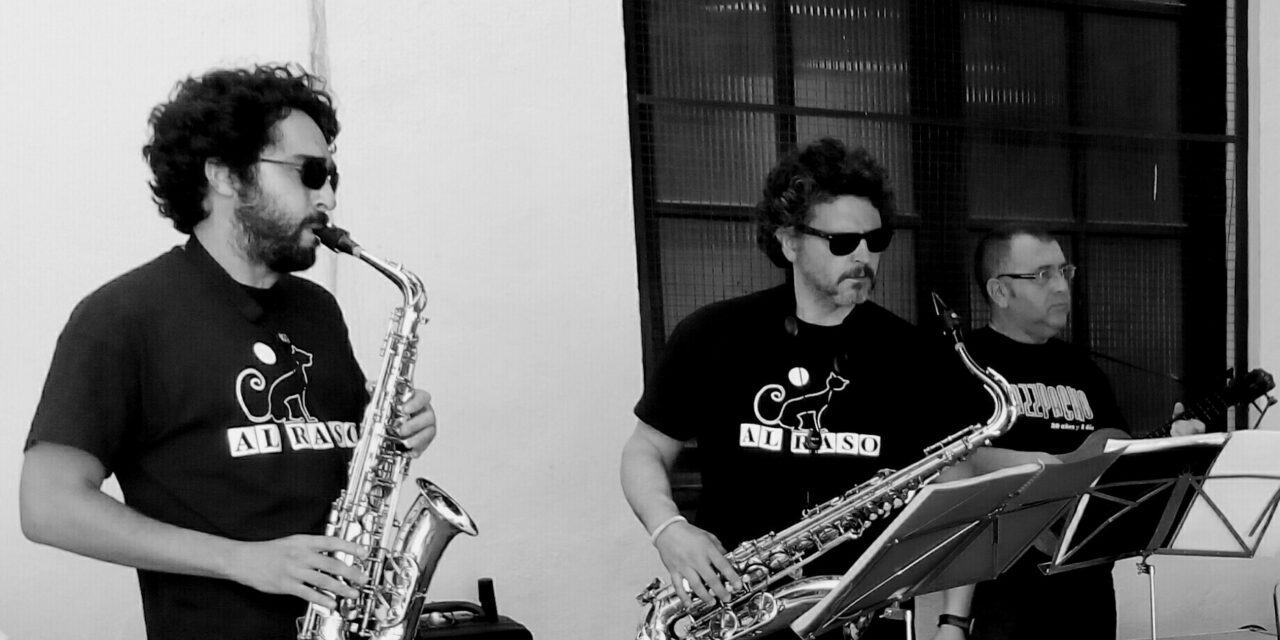 Banda de jazz Al Raso en cordoba.cc