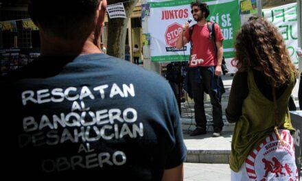El 15M Córdoba celebra su quinto cumpleaños volviendo al bulevar