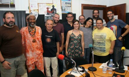 "GALERIA: cordoba.cc en ""Radio para 4"""
